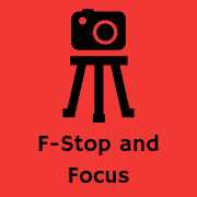 fstop and focus logo